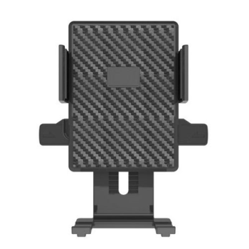 Carbon Fiber Pattern Car Mobile Phone Holder